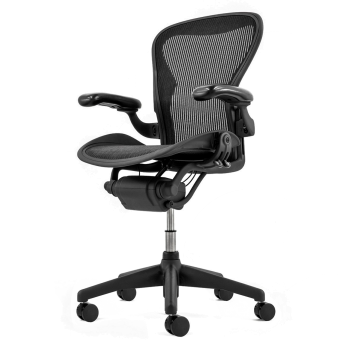 Herman Miller Aeron Classic - str. C (Large) Premium Refurbished