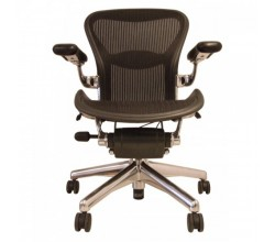 Herman Miller Aeron Aluminium - str. B (Medium)