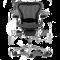 Herman Miller Aeron Aluminium - str. B (Medium)