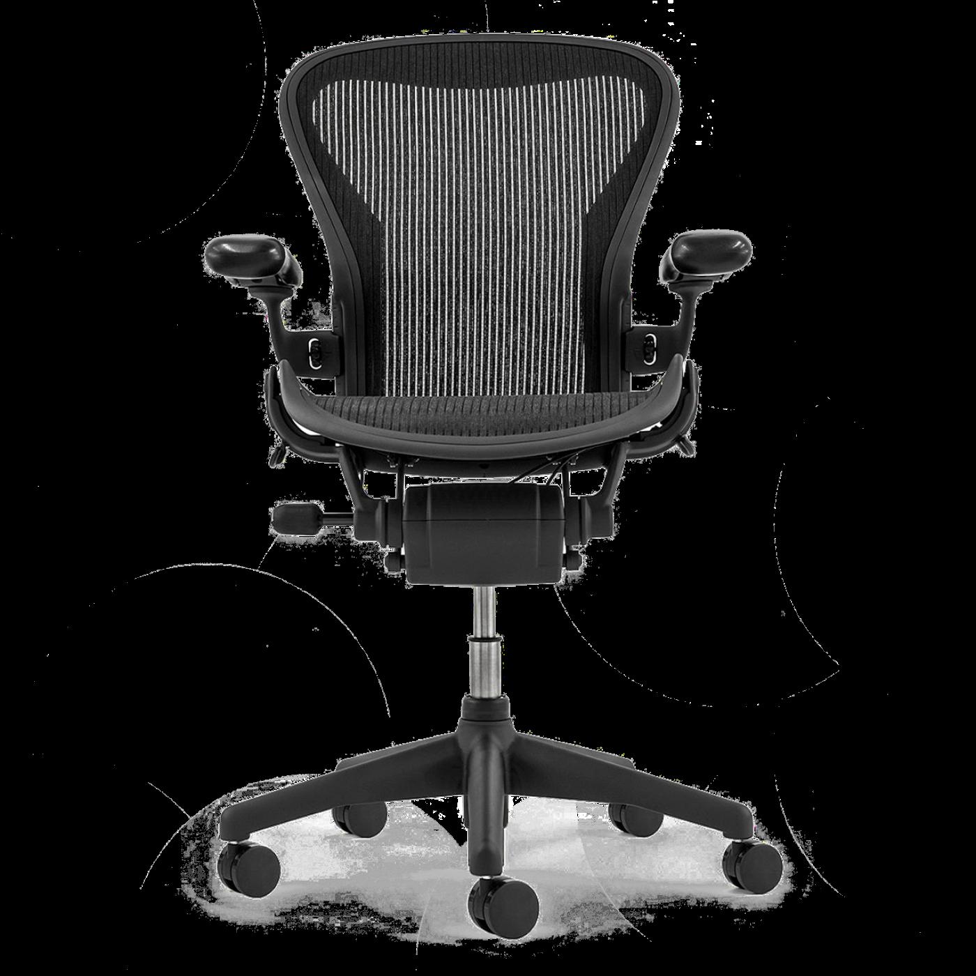 Aeron-forside